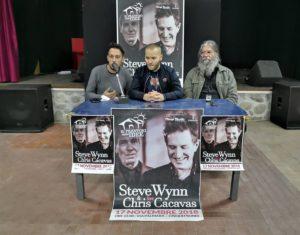 La storia del Paisley Underground in Calabria: Steve Wynn e Chris Cacavas in concerto a Cinquefrondi