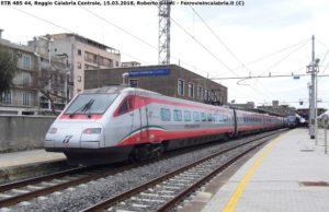 Orario invernale Trenitalia Calabria: cosa cambia da dicembre 2018