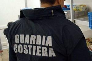 Oltre una tonnellata di prodotto ittico sequestrata dalla Guardia Costiera
