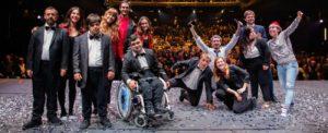 """Arriva al Politeama lo """"Show della felicità"""" che sta sbancando nei teatri di tutta Italia"""