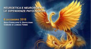 """""""Neuroetica e neuroscienze: le dipendenze patologiche"""" è il tema di un convegno che si terrà a Lamezia Terme"""