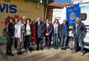 Chiaravalle Centrale, iniziativa Rotary e Avis: esami Moc gratuiti per tutti