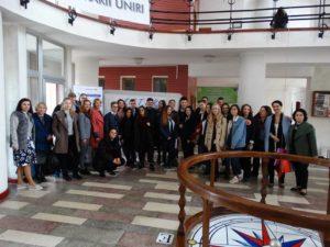 L'Itt. Malafarina di Soverato in Romania con il progetto Erasmus+ KA2 Letters