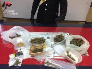 Montepaone – Nasconde la marijuana nel frigo, 40enne arrestato