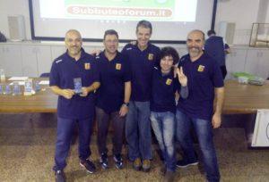 Subbuteo, per il Catanzaro secondo posto a Genova
