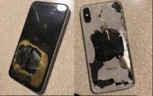 Un iPhone X ha preso fuoco dopo aver eseguito il nuovo aggiornamento ad iOS 12.1