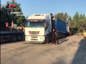Traffico rifiuti – 2 ditte sequestrate e 38 indagati in Calabria