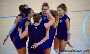 """Volley Soverato – Al """"Pala Scoppa"""" contro Baronissi per continuare a vincere"""
