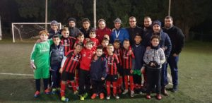 Continuano le attività della scuola calcio Adelaide Lamezia Milan Academy