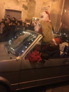Arriva Babbo Natale a Montauro