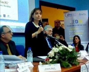 Soverato – Centri per l'impiego e Politiche Attive, incontro con Angela Robbe