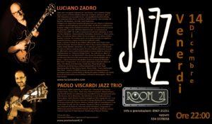 Al Room 21 di Soverato ancora celebri artisti della scena Jazz