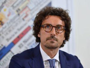 Il Ministro Toninelli sarà a Catanzaro e a Soverato