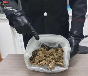 Chiaravalle – 37enne arrestato per detenzione di marijuana