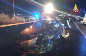 Incidente sulla Ss106 tra San Sostene e S. Andrea Jonio, due feriti