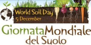 Il 5 dicembre è la Giornata Mondiale del suolo