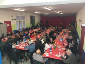 """""""In solitaria vita"""": grande pranzo dell'Epifania a Cicala"""
