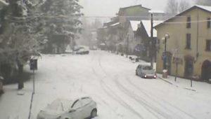 Freddo e neve in Calabria, temperature in calo di 10 gradi