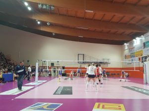 Sconfitta indolore a Pinerolo per il Volley Soverato