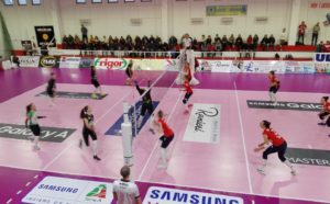 Volley Soverato – Strepitosa vittoria in rimonta al tie break