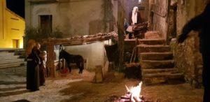 Sabato 5 gennaio l'ultimo appuntamento con il Presepe Vivente di Sant'Andrea Jonio