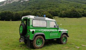 Bracciante agricolo disperso ritrovato dai carabinieri
