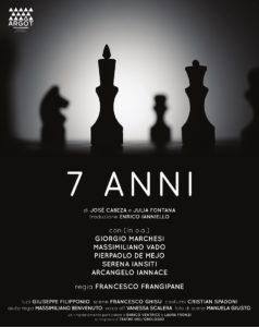 """Teatro del Grillo di Soverato – Sabato 12 e domenica 13 gennaio in scena """"7 Anni"""""""