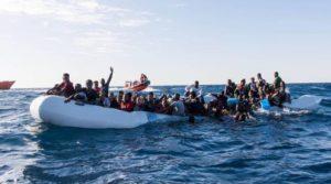 Circa i migranti e il blocco navale