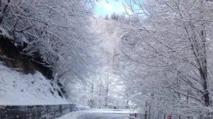 Maltempo – Ancora venti forti e nevicate in Calabria