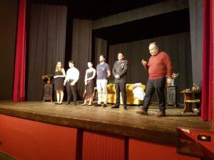 Chiaravalle Centrale, l'entusiasmo del Teatro di Mu conquista il pubblico