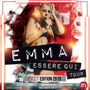 Conto alla rovescia per il concerto di Emma Marrone a Reggio Calabria