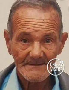 Anziano scomparso segnalato a Soverato