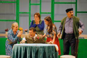 """Lunedì 18 febbraio """"Filumena Marturano"""" al Teatro Comunale di Catanzaro"""