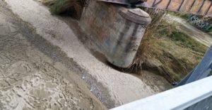 Il torrente Beltrame rimane spesso senza una goccia d'acqua