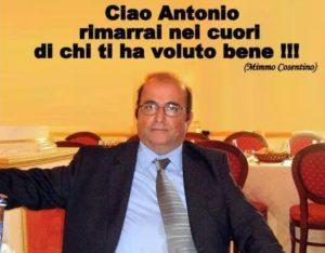Soverato, si è spento Antonio Alcaro