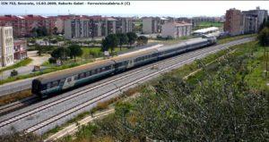 Proposta istituzione InterCity Notte Reggio Calabria Centrale – Milano Centrale via Jonica