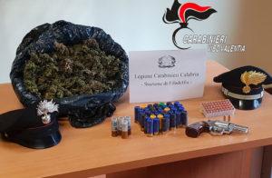 Arsenale trovato in un casolare abbandonato, maxi sequestro dei Carabinieri