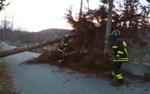 Maltempo – La Calabria flagellata da fortissime raffiche di vento