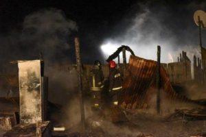 Rogo nella tendopoli, muore un giovane migrante