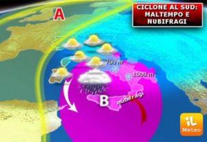 """Maltempo – Allerta """"Rossa"""" della Protezione Civile, domani scuole chiuse a Soverato"""
