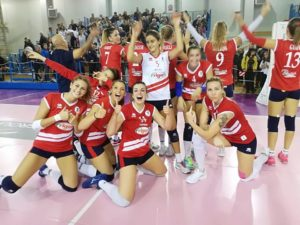 Volley Soverato: trasferta contro Delta Trentino