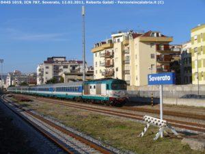 Bocciato il Frecciargento Sibari – Roma Termini: urge il ripristino dei Treni Notte sulla Jonica