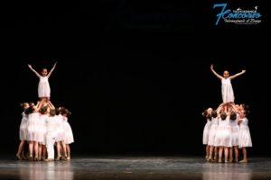 Tutte sul podio le coreografie dell'Ater Ballet di Soverato al Teatro Cilea di Reggio Calabria