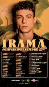 Summer Arena, Irama in concerto l'11 agosto a Soverato