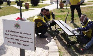 In corso numerosi interventi di restyling del parco della Biodiversità Mediterranea