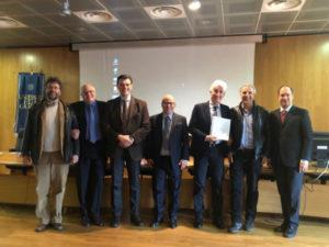 Stipulata convenzione per l'Alta Formazione tra Unical e l'Ordine degli Ingegneri di Catanzaro