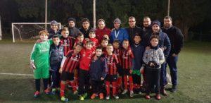 Continua la crescita dell'Adelaide Lamezia – Milan Academy