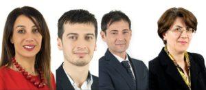 Abate, Forciniti, Sapia e Scutellà: la politica più incapace di questa Calabria