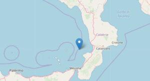 Scossa di terremoto lungo la costa tirrenica calabrese