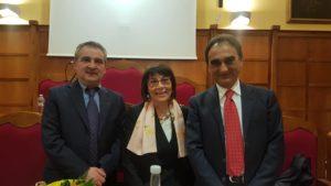 Girifalco – Conferita la cittadinanza onoraria ad Amalia Cecilia Bruni